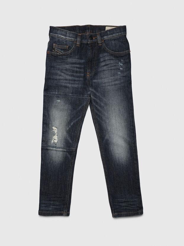 D-EETAR-J, Dark Blue - Jeans