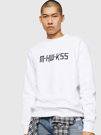 Diesel - S-LINK-MOHAWK,  - Sweaters - Image 1