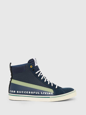 S-DVELOWS MID, Multicolor/Blue - Sneakers