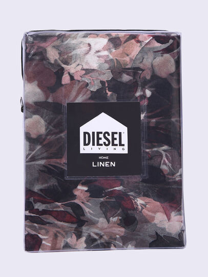 Diesel - 72081 DARK FIELD, Burgundy - Duvet Cover Set - Image 2