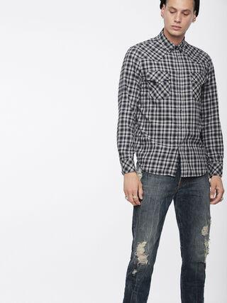 S-EAST-LONG-D,  - Shirts