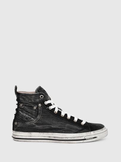 Diesel - EXPOSURE IV W, Black - Sneakers - Image 1