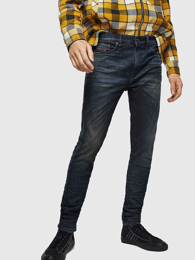 D-Reeft JoggJeans 0870Y, Dark Blue - Jeans