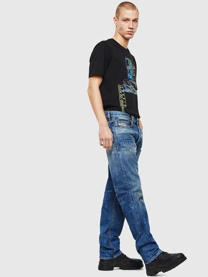 Diesel - D-Macs 0097I, Medium blue - Jeans - Image 6