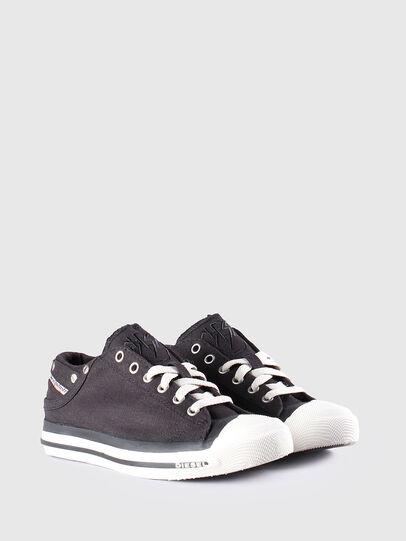 Diesel - EXPOSURE LOW W, Black - Sneakers - Image 2