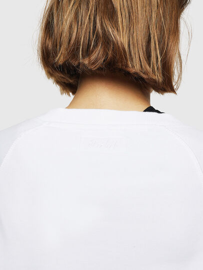 Diesel - F-HENNY-D, White - Sweaters - Image 3