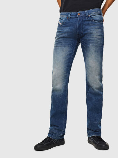 Diesel - Larkee 0090D, Medium blue - Jeans - Image 1