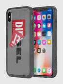 STICKER IPHONE X CASE, Black - Cases