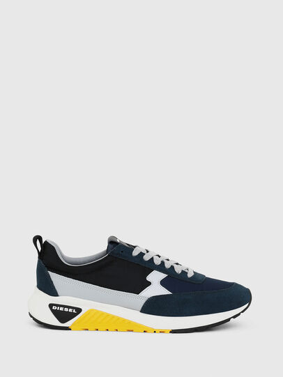 Diesel - S-KB LOW LACE II, Dark Blue - Sneakers - Image 1