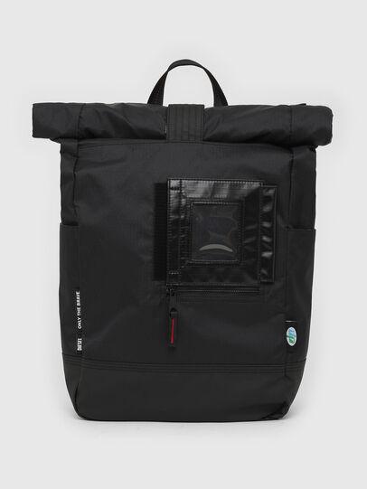 Diesel - SHINOBI, Black - Backpacks - Image 1