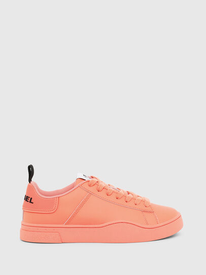 Diesel - S-CLEVER LOW LACE W, Pink - Sneakers - Image 1