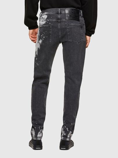Diesel - D-Strukt 009RE, Black/Dark grey - Jeans - Image 2