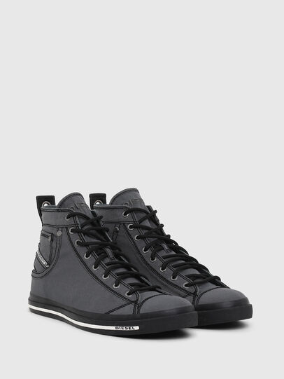 Diesel - EXPOSURE I, Dark grey - Sneakers - Image 2