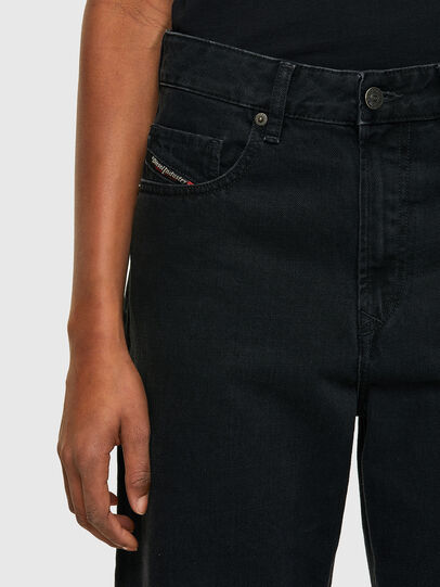 Diesel - D-Reggy 009RL, Black/Dark grey - Jeans - Image 3