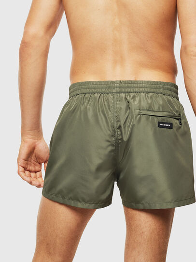 Diesel - BMBX-SANDY 2.017, Military Green - Swim shorts - Image 2
