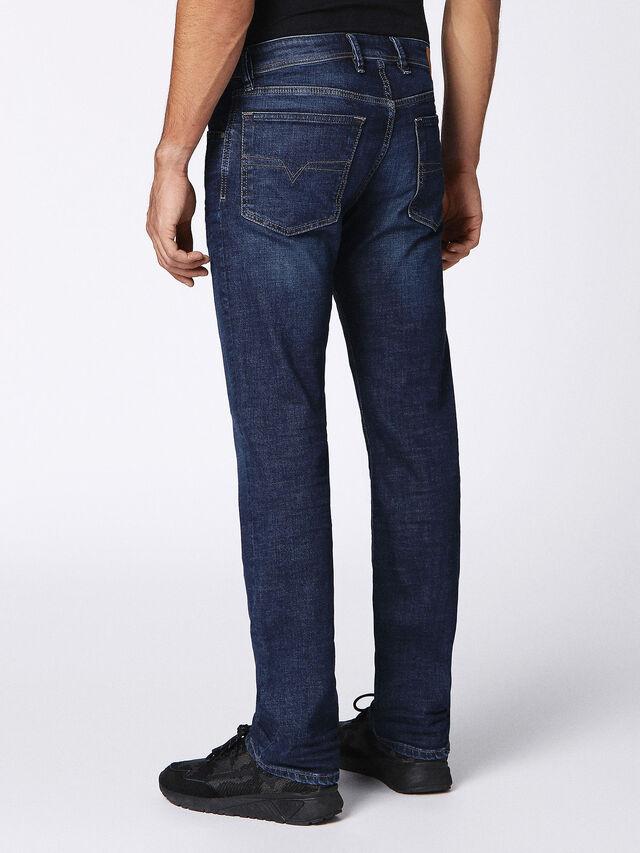 Diesel - Waykee 084NL, Dark Blue - Jeans - Image 2
