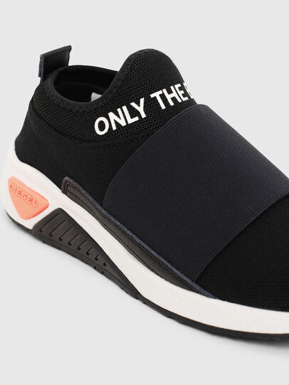 Diesel - S-KB SOE W, Black - Sneakers - Image 4