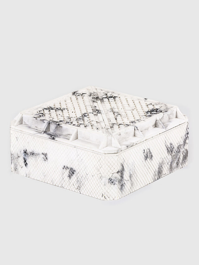 Diesel - 11070  WORK IS OVER, White - Home Accessories - Image 2