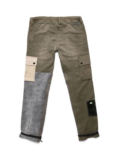 Diesel - D-ARGO-JOGG, Military Green - Pants - Image 2