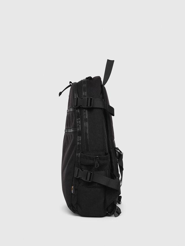Diesel F- URBHANITY BACK, Black - Backpacks - Image 3