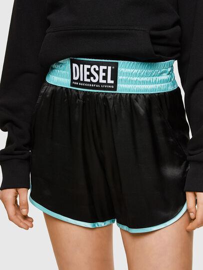 Diesel - S-DENA, Black - Shorts - Image 3