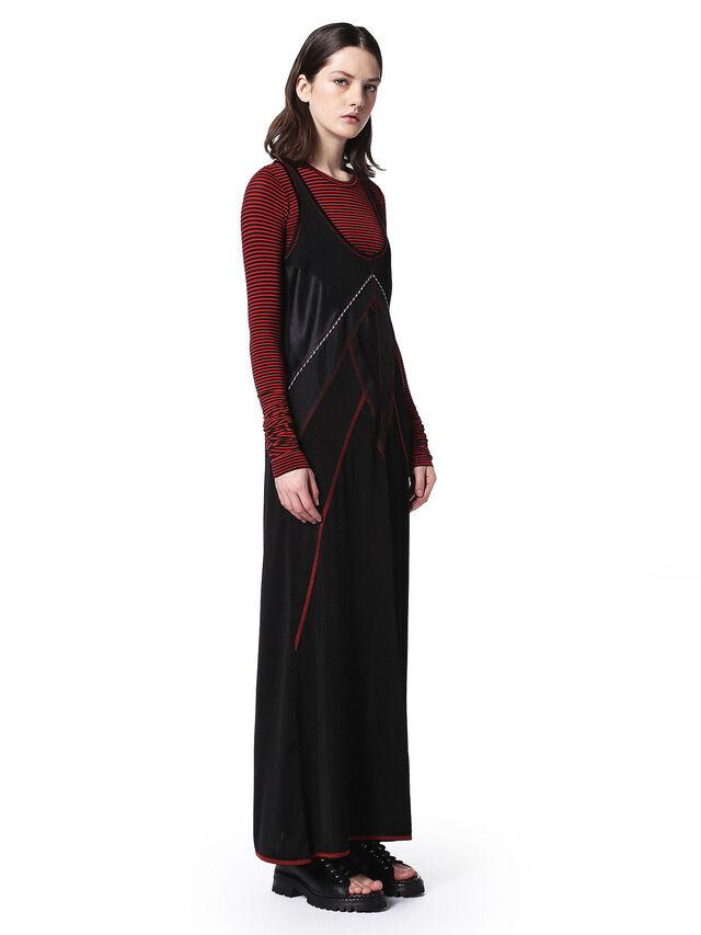 Diesel - DELPHIC, Black - Dresses - Image 4