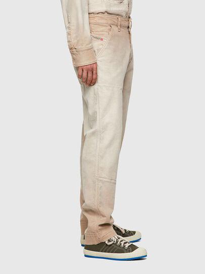 Diesel - D-Azerr JoggJeans® 069WG, White - Jeans - Image 7
