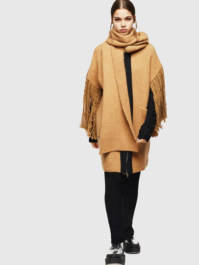 Diesel - M-BOU-B, Light Brown - Winter Jackets - Image 6
