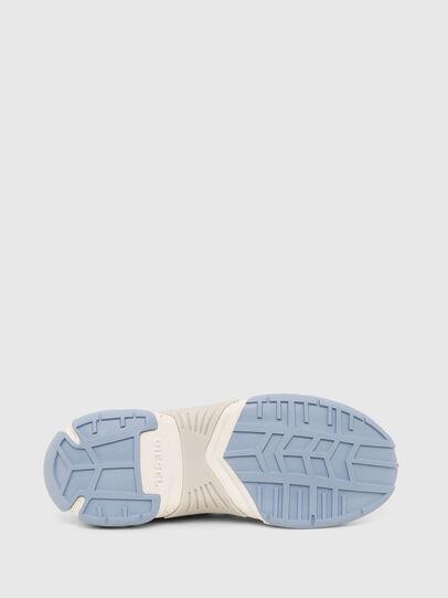 Diesel - S-KIPPER BAND, White/Blue - Sneakers - Image 4