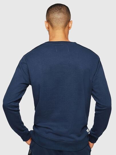 Diesel - UMLT-WILLY, Blue - Sweaters - Image 2
