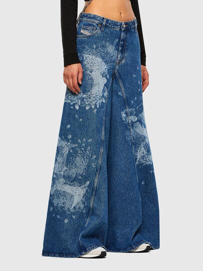 Diesel - D-Spritzz 009GV, Medium blue - Jeans - Image 5