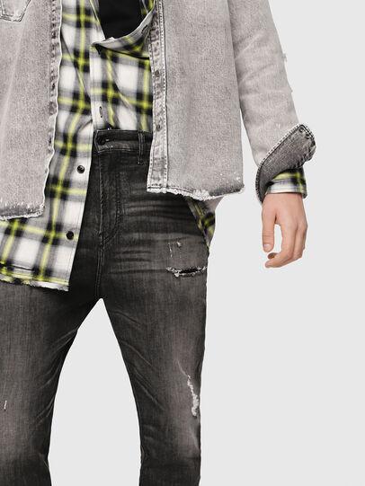 Diesel - D-Vider JoggJeans 0077S,  - Jeans - Image 4