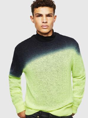 K-TREAT, Yellow Fluo - Knitwear