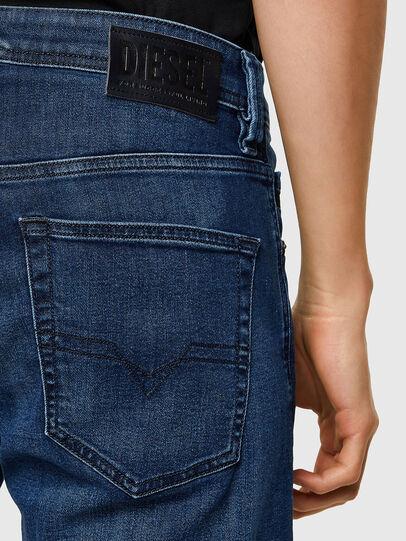 Diesel - Larkee 069SF, Dark Blue - Jeans - Image 3
