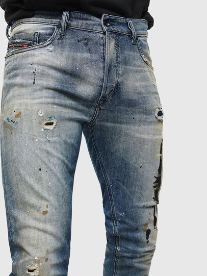 Diesel - Tepphar 0097M, Light Blue - Jeans - Image 3