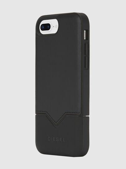 Diesel - CREDIT CARD IPHONE 8 PLUS/7 PLUS/6S PLUS/6 PLUS CASE, Black - Cases - Image 3