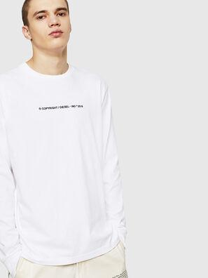 T-JUST-LS-COPY,  - T-Shirts
