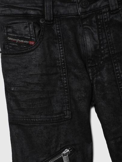Diesel - D-DERROT-SP-J JOGGJEANS, Black - Jeans - Image 3