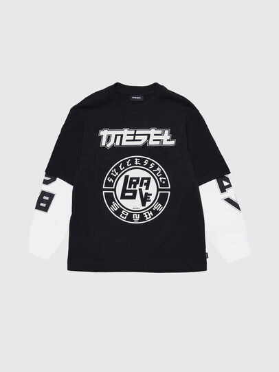 Diesel - TSOUND OVER,  - T-shirts and Tops - Image 1