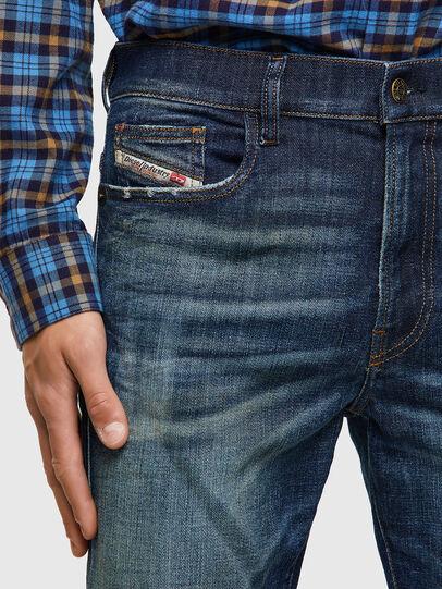 Diesel - D-Amny 09A27, Dark Blue - Jeans - Image 4