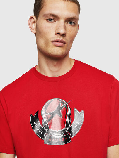 Diesel - T-JUST-B1,  - T-Shirts - Image 3