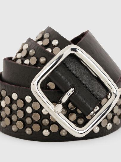 Diesel - B-PERF, Black - Belts - Image 2
