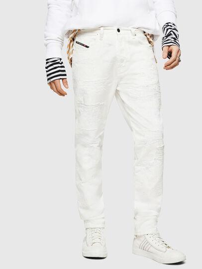 Diesel - Mharky 069IJ, White - Jeans - Image 1