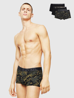 UMBX-DAMIENTHREEPACK, Black/Beige - Trunks