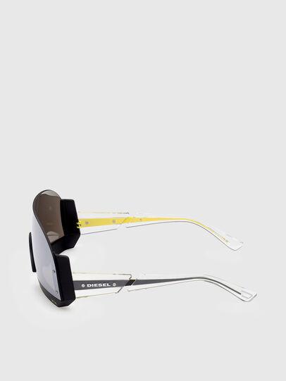 Diesel - DL0336, White - Sunglasses - Image 3