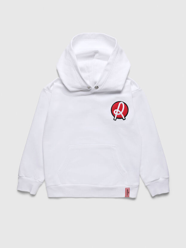 LR SGIRKHOOD VIC, White - Sweaters