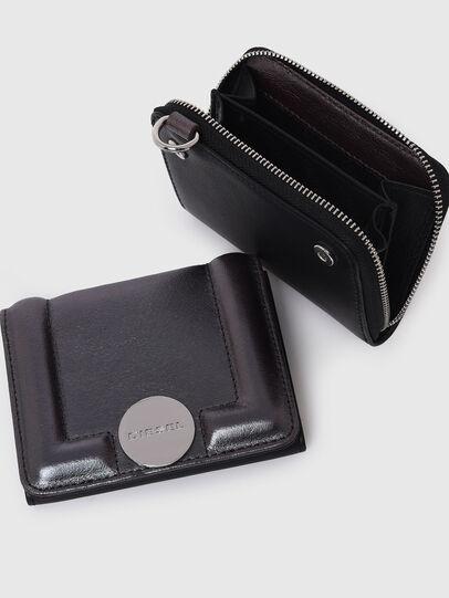 Diesel - LORY, Dark grey - Small Wallets - Image 4