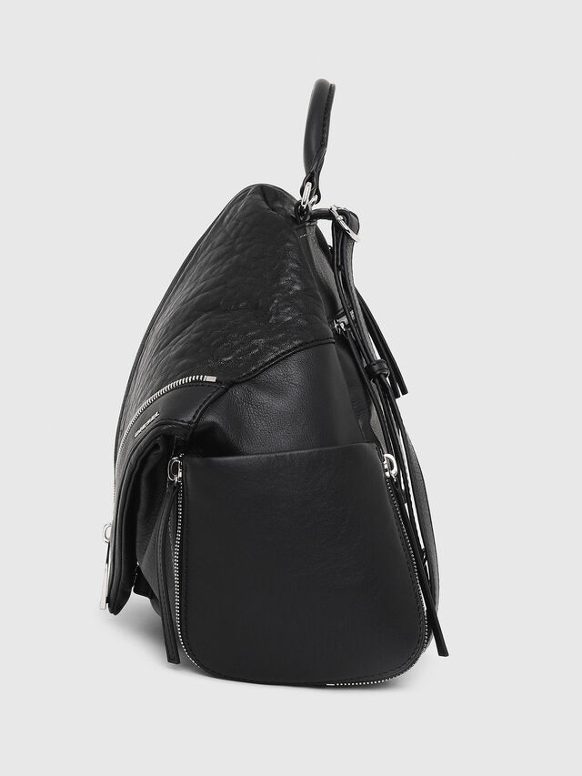 Diesel LE-MHONIC, Black - Backpacks - Image 3
