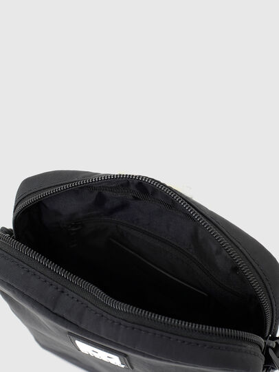 Diesel - ALTAIRO, Black - Crossbody Bags - Image 4