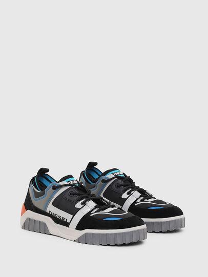 Diesel - S-RUA SL LOW, Black - Sneakers - Image 2